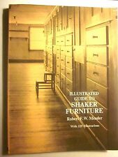 Illustrated Guide to Shaker Furniture by Robert F. Meader (Good/146 pp) 1972