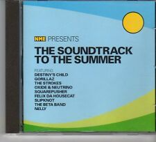 (FP498) NME: Presents - The Soundtrack To The Summer - 2001 CD