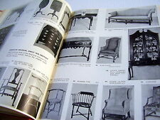 JOSEPH ARONSON: THE ENCYCLOPEDIA OF FURNITURE~CROWN PUBLISHERS~1949~14th PR.