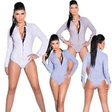 Maglie e camicie da donna in cotone con colletto classico taglia 36