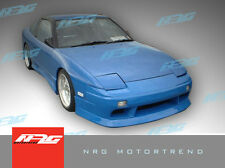 240SX 89-94 Hatchback VT style Poly Fiber full body kit bumper front side rear