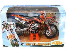 AUTOMAXX 600041 2012 RED BULL KTM 250 SX-F DIRT BIKE 1/12 MARVIN MUSQUIN #38