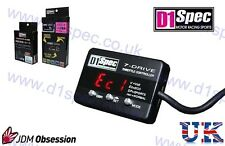 D1 SPEC 7-DRIVE THROTTLE CONTROLLER FOR LEXUS IS250 IS350 ISF