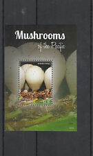 Micronesia 2013 MNH Mushrooms of Pacific II 1v S/S Nature Weraroa Novae