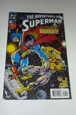ADVENTURES OF SUPERMAN - No 509 - Date 02/1994 - DC COMICS