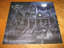 """EMPTY """"The House of Funerary Hymns"""" LP satyricon emperor"""