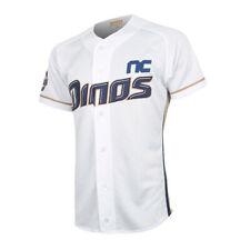 NC Dinos Replica Jersey Home Uniform / KBO Korea Baseball Official Goods