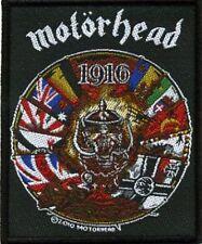 "Motörhead  ""1916"" Patch/Aufnäher 601844 #"
