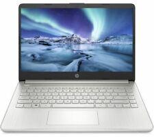 """HP 14-dk0599sa 14"""" Best Laptop Deal Pentium Gold 5405U 4GB RAM 128GB SSD Win10 S"""