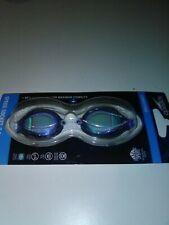 New listing Speedo Speed Socket 2.0 Mirrored Performance Swim Goggle-One Size, Dazzling Blue