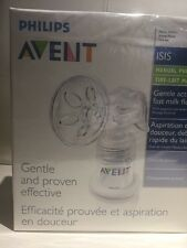 AVENT Manual Pump! Gentle Action!$49.99