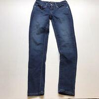 Levis Legging Dark Wash Skinny Jeans Size 27x32 A574