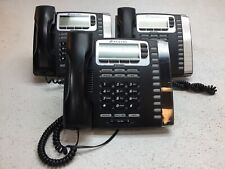Lot Of 3 Allworx 9212 12 Button Business Office Ip Phones