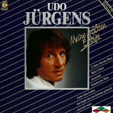 """Udo Jürgens Meine größten Erfolge (Griechischer Wein) 1985 K-tel 12"""" LP"""