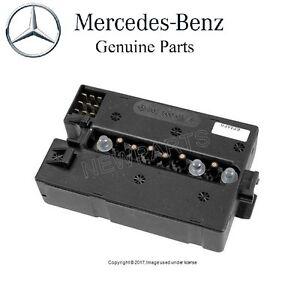 For MB W202 C230 C280 C43 Vacuum Electric Module A/C Climate Control Genuine