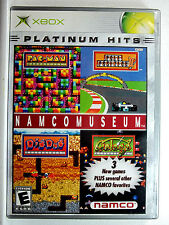 Namco Museum PH (XBOX) Complete - Clean,Tested & Fast Shipping