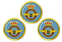 Belge Air Force (Composante Air) Marqueurs de Balles de Golf