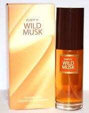 Coty Wild Musk for Women by Coty Cologne Spray 1.5 oz New In Box