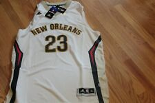 JERSEY BLOWOUT!! New Orleans Pelicans #23 Anthony Davis White Jersey Mens XL