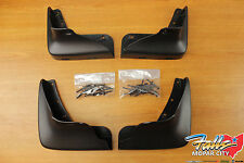 2011-2014 Chrysler 300 Front & Rear Set Of Mud Flap Splash Guards Mopar OEM