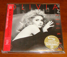Japan SS MINI-LP SHM-CD Olivia Newton-John Soul Kiss +2 LTD OOP UICY-94717