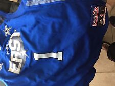 Amare Stoudemire All star game  New York Knicks  NBA  jersey youth Large NEW