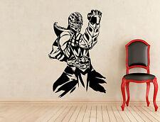 Scorpion Wall Decal Mortal Kombat Game Vinyl Sticker Decor Mural 330z