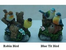 Plastic/Resin Birds Garden Ornaments