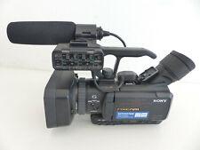Sony HXR-NX70E 96 GB Camcorder NXCAM MPEG2 SD + ECM-XM1 Mikro #1