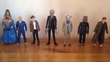 Vintage Doctor Who Figures
