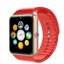 Bluetooth Smart Watch with SIM Card Slot and NFC Health Watch for Android & IOS