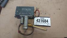 United Electric Controls Pressure Switch Model 7999 Type M27B