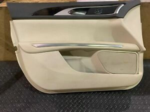 LINCOLN MKZ 2013-2016 FWD OEM FRONT DRIVER LEFT SIDE SIDE DOOR COVER CARD PANEL
