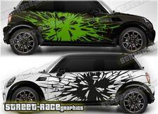 Mini Rally 005 racing motorsport  graphics stickers decals vinyl
