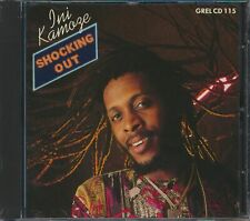 CD Ini Kamoze - Shocking Out