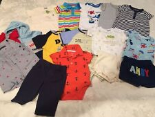 Baby Boy Clothes Lot Size 3 Months