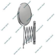 Espejo Montado en Pared Ampliar Baño Cosmético Afeitado Maquillaje Espejo de aumento