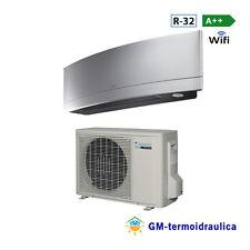 Climatizzatore Inverter Daikin 12000 Btu Emura Silver FTXJ35MS Wi-Fi R-32 A++