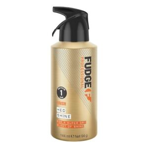 FUDGE Hed Shine Oil Mist 144ml 94g for Dry Hair styling shine