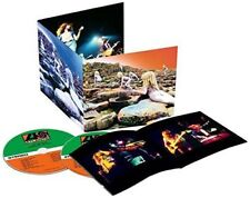 CD de musique rock, Led Zeppelin, sur album