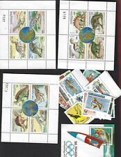 Cambodia sc#1548-50 (1996) Complete MNH + Nice lot