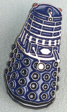 BLUE DALEK - New Doctor Who Science Fiction TV Series - UK Imported Enamel Pin