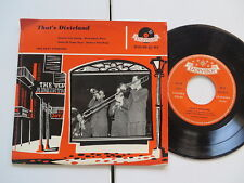 Two Beat Stompers-That´s Dixieland  Polydor EP Vinyl:mint(-)/stitchedCover:ex