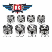 2003-2010 Ford Powerstroke 6.0 Piston & Ring Kit 224-3503WR STD 010 020 030 040