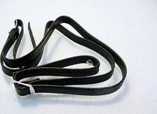 "Vintage Leather Camera Strap | 3/8"" wide | Pentax SM ? | Nice | New | NOS | $20"