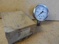 Wika 0-5000 PSI Pressure Gauge