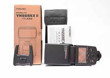 Yongnuo Blitzgerät YN-568EX II  für Canon mit OVP Unbenutz N.524