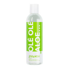 Loovara Gleitgel Sensitiv 250ml Gleitmittel Wasserbasis Aloe Vera sensible Haut