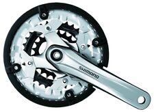 Shimano Kettenradgarnitur Octalink Alivio FC-T4010 44x32x22 Zähne - schwarz