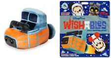 Disney Wishables Space Mountain RIDE CAR VEHICLE Plush *NEWEST RELEASE*